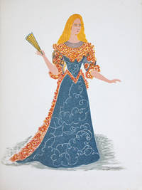 L'Oiseau bleu. Gravures sur bois en couleurs de Théo Schmied.