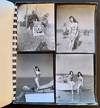 View Image 2 of 8 for 2 Books of Bettie Page Contact Sheets -- Both Presented by Photographer Eric Kroll Inventory #17888