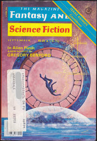 The Magazine of Fantasy and Science Fiction, September 1978 (Vol 55, No 3)