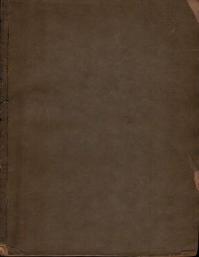 London: Jacob Tonson, 1697. Third edition. Wraps. Old brown wrappers chipped. Very good. 85 pages. 2...