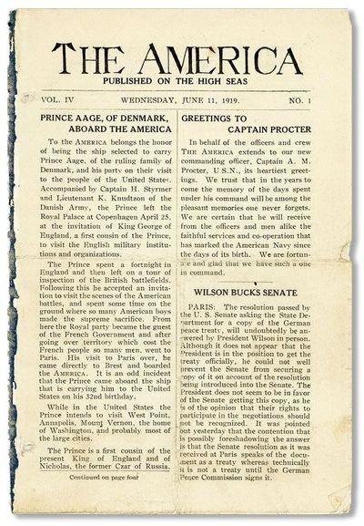 , 1919. First Edition. 7 bifolium volumes bound in one; octavos (23cm.); disbound from larger volume...