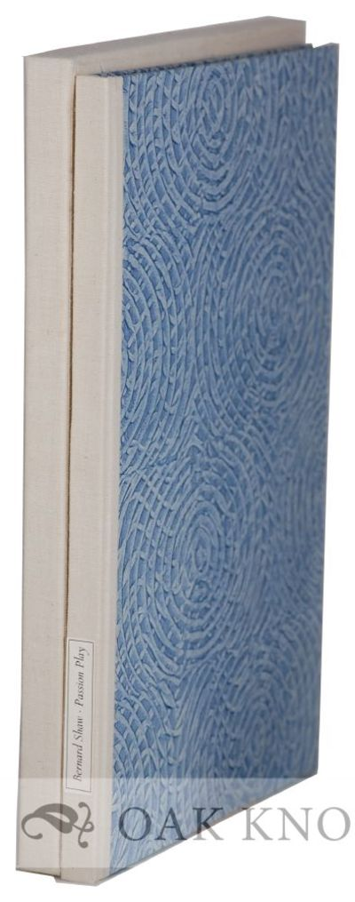 (Iowa City, IA): Windhover Press, The, 1971. quarter cloth, decorated paper-covered boards, top edge...