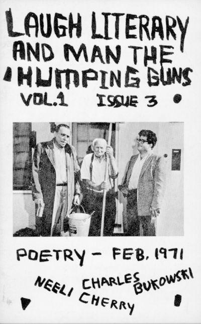 LAUGH LITERARY AND MAN THE HUMPING GUNS