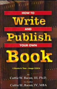 How to Write and Publish Your Own Book