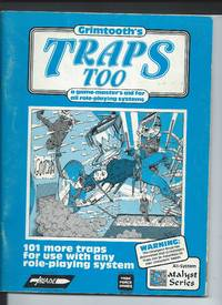 Gimtooth's Traps too 101 More Traps for Use with Any Role-Playing System