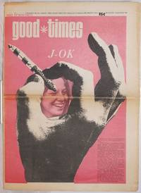 image of San Francisco Good Times: vol.4, #25, August 6 -19, 1971: J-OK
