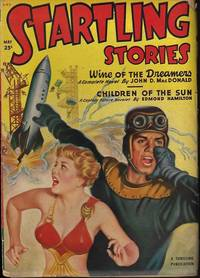 "image of STARTLING Stories: May 1950 (""Wine of the Dreamers""; Captain Future)"