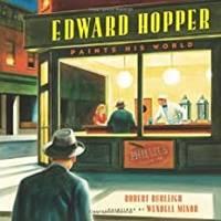 image of Edward Hopper Paints His World (SIGNED COPY)