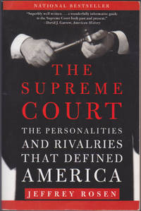 image of Supreme Court : The Personalities and Rivalries the Defined America