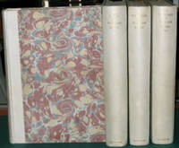 The Writings of William Blake, Edited in Three Volumes By Geoffrey Keynes. (Together with) The Life of William Blake, By Mona Wilson