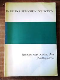 The Helena Rubinstein Collection: African and Oceanic Art Parts One and Two