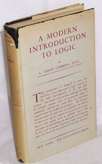 image of A Modern Introduction to Logic [Second Edition]