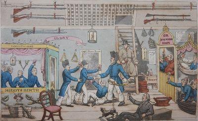 London: Sherwood, Neely and Jones; J. Johnston; etc., 1823. Third edition. Full Calf. Very Good. Row...