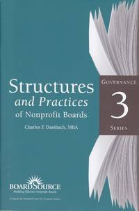 image of Structures and Practices of Nonprofit Boards