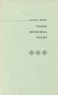 The Memorial Poems