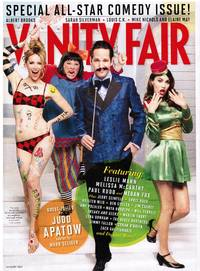 image of VANITY FAIR - ALL-STAR COMEDY ISSUE