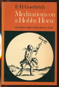 image of Meditations on a Hobby Horse and other essays on the theory of art