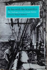 At sea with the societies: the Challenger Letters of Joseph Matkin by  P.F. (ed.) Rehbock - 1st edition, 1st impression - 1992 - from Acanthophyllum Books (SKU: 17793)