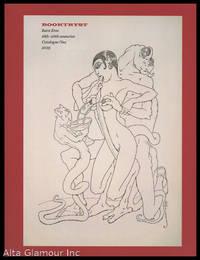 BOOKTRYST - CATALOGUE ONE; Rara Eros | 16th-10th Centuries