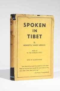 Spoken in Tibet