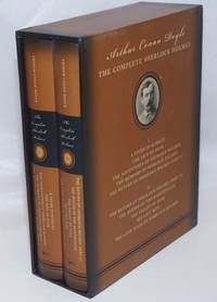 image of The Complete Sherlock Holmes. Volume I [plus] Volume II. Introduction by Loren D. Estleman [set complete]
