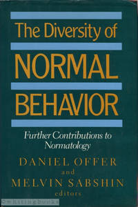 The Diversity of Normal Behavior: Further Contributions to Normatology