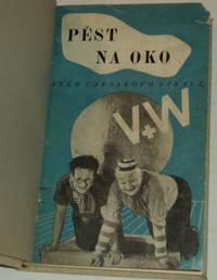 PEST NA OKO ANEB CAESAROVO FINALE: Pribeh o Divadle na Divadle o 19 Obrazech. Hudbu slozil Jaroslav Jezek.