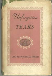 image of UNFORGOTTEN YEARS