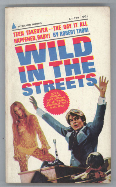 New York: Pyramid Books, 1968. Small octavo, pictorial wrappers. First edition. Pyramid Books X1798....