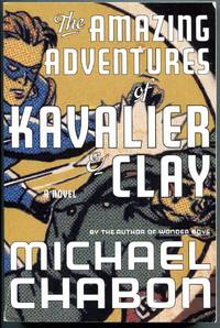image of The Amazing Adventures of Kavalier & Clay
