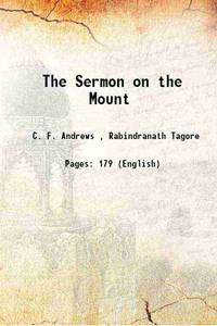 The Sermon on the Mount 1942 [Hardcover]
