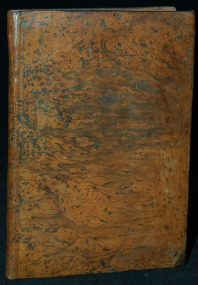 Mexico: La Publica Mariano Galvan, 1844. Full Leather. Very Good+ binding. Quite a nice copy of this...