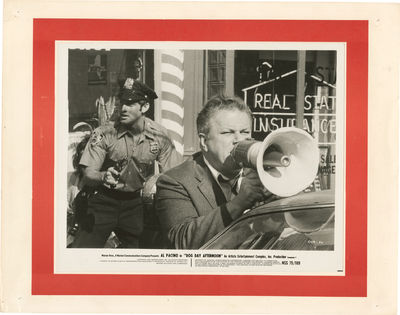 Burbank, CA: Warner Brothers, 1975. Vintage studio still photograph from the 1975 film, mounted as i...