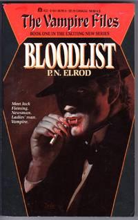 BLOODLIST (The Vampire Files Book One)