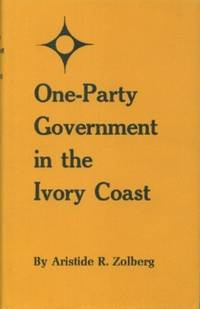 image of One-Party Government in the Ivory Coast