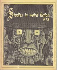 image of Studies in Weird Fiction  Spring 1993 / Number 12