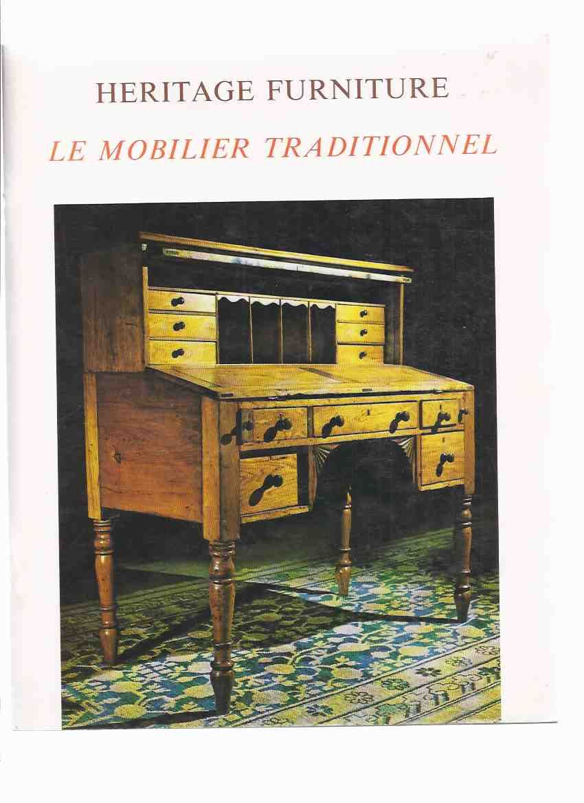 Heritage furniture catalog featuring selected heritage for Le meuble villageois furniture