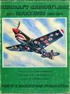 Aircraft Camouflage and Markings, 1907-1954