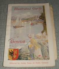 image of 1908 Illustrated Guide of Geneva Vintage advertising Guide Book
