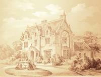 Album englischer Landhaeuser, Villen, Cottagen &c