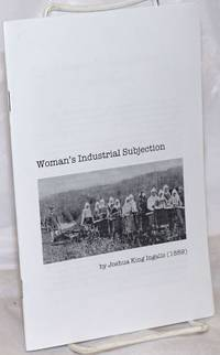 image of Woman's Industrial Subjection