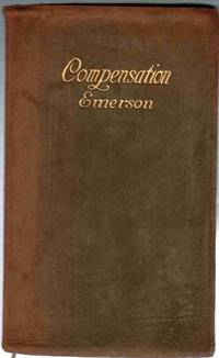 Compensation By Emerson Ralph Waldo Home  Emerson Ralph Waldo  Compensation Image Of Compensation