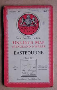 Eastbourne. New Popular Edition. Sheet 183.