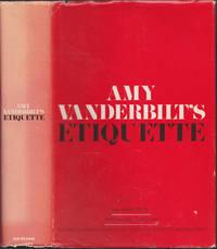 image of Amy Vanderbilt's Etiquette