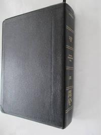 The NIV Study Bible (Black Bonded Leather)