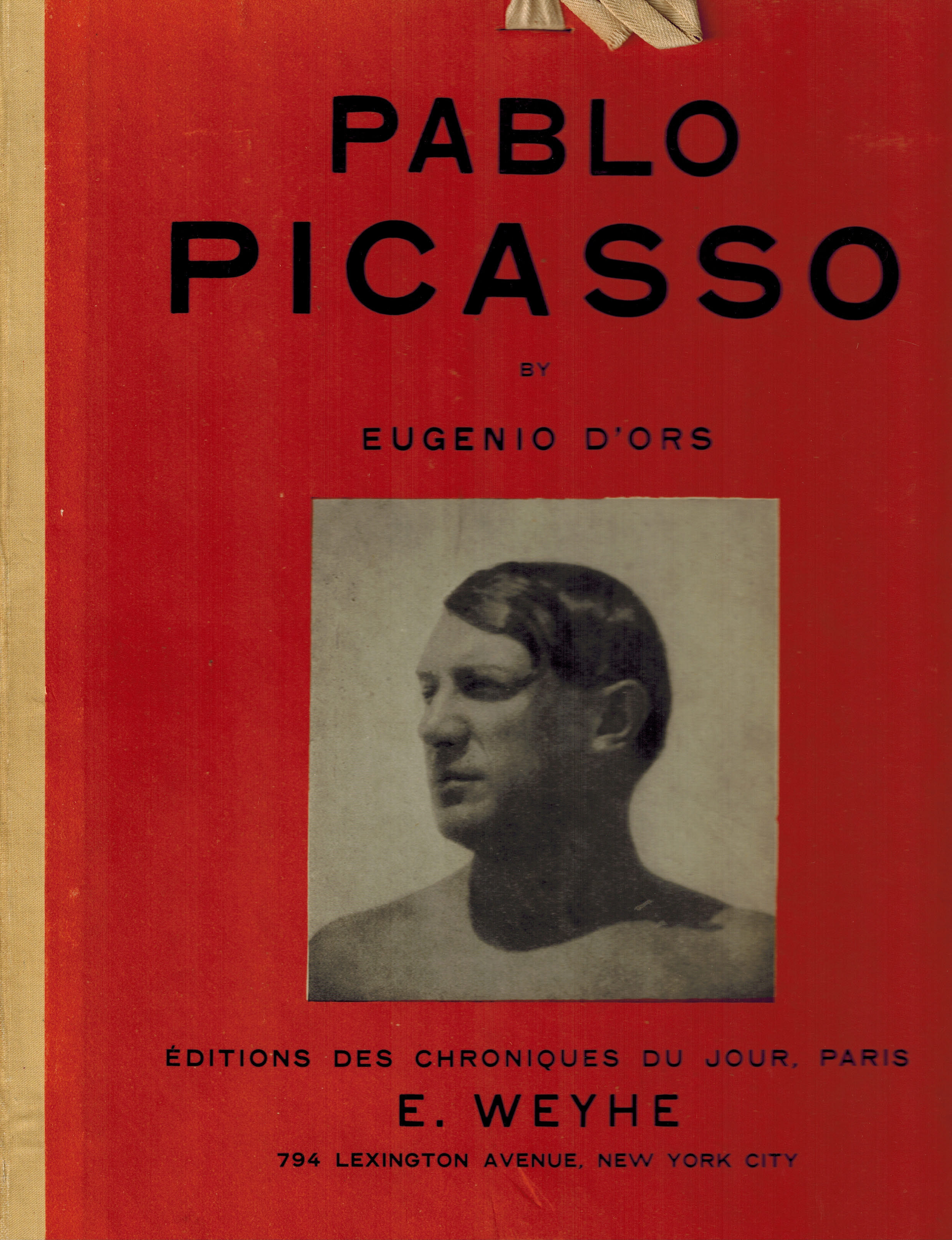 pablo picasso images of the 1930s