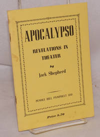 Apocalypso; revelations in theater