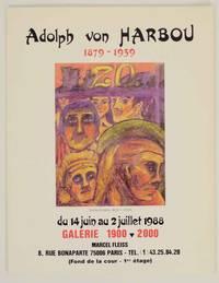 Adolph von Harbour 1879-1939