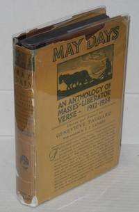 May days; an anthology of verse from Masses-Liberator. With woodcuts by J.J. Lankes
