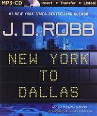 image of New York to Dallas (In Death Series)